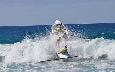 2019 Surf Craft Challenge Results