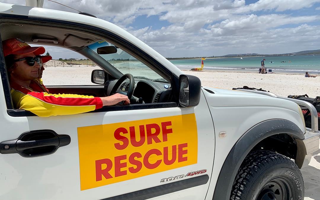 Lifesaving and Patrol News