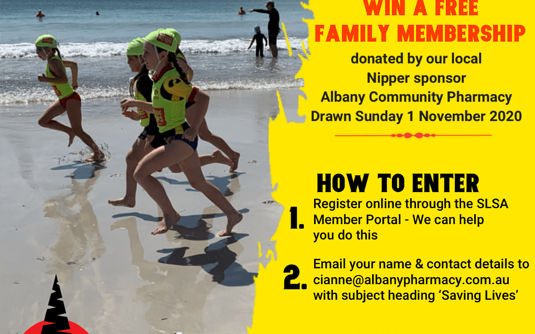 Win a FREE Family Membership